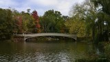 Central Park , A taste of Autumn on the way , Manhattan New York