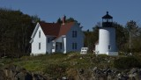 Curtis Island Light -  Camden Maine USA