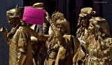 Golden Flash Mob New Orleans