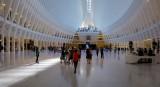Transportation Hub At The World Trade Center