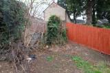 Me Fence Wot I Built