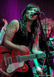 Aubrey Debauchery & The Broken Bones, 1078 Gallery, Chico, CA, Sept. 21, 2013,