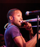Trombone Shorty & New Orleans Avenue, Sierra Nevada Big Room, Chico, CA, Nov. 18, 2013