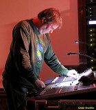 Sound engineer Kyle Porter gets everything just exactly perfect