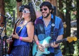 Guitarfish Festival, Cisco Grove Campground, near Soda Springs, CA, Aug. 1-2, 2014