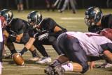 Travis Jensen Football, Red Bluff vs. West Valley, Sept. 5, 2014 at Red Bluff High School, CA