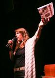 Center for the Arts Executive Director, Julie Baker