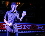 Paul Zinn, The Nickel Slots, Americana/Alt-Country award and Live Performer award