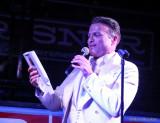 Award presenter