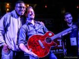Sammies performers' signed-guitar winner
