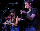 Ben Morrison with Nicki Bluhm