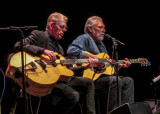 Acoustic Hot Tuna, November 4, 2015, Harris Center, Folsom Lake College, Folsom, Calif.