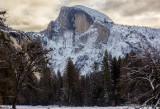 Yosemite National Park, California, January 8-11, 2016