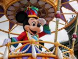 Magic Kingdom, Walt Disney World, October 14, 2016, Orlando, FL