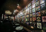 One of the Fillmore's poster rooms