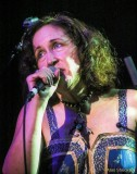 Paula Frazer during White Rabbit