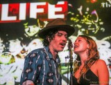 Ben Morrison and Erika Tietjen during California Dreamin'