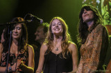 Elliot Peck, Dave Mulligan, Erika Tietjen, and Nicki Bluhm during All You Need is Love