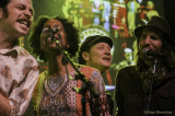 Alex Morrison, Lesley Grant, Trevor Garrod and Zach Gill during All You Need is Love