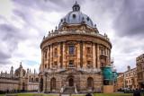 The Radcliffe Camera - Oxford University