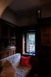 Inside Berwick Lodge
