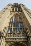 University Tower - Bristol Section above entrance