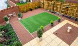 Our new garden