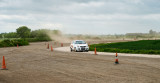 A fun day out in a rally car - Me driving!