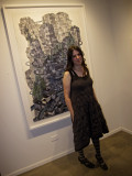 Amy Casey Paintings @ ZG Gallery