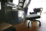 B-17 Bombadier gun position