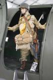 Paratrooper mock up