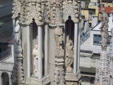 Saints secured by new columns