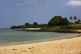 São Tomé - Tamarinos beach