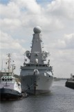 HMS Dauntless - 2010 - IMO 4907751