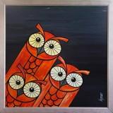 3 uilen