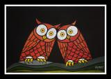 2 rode uilen