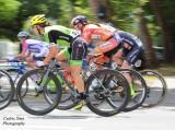 2016 Amgen Tours of California Stage 4 Women's - Sacramento Q & 15th