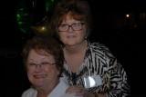 Barbara Luton and Lynda Goodwin