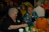 Darlene Greer   and Mary Sharp.  Pat Moody in background