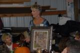 JoAnn Solomn telling story on twins