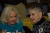 Martha McKellar  and  Francine Carb