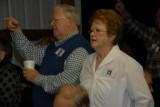 Mickey Emmons and Barbara Luton