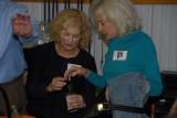 Sandra Sacks and Martha McKellar