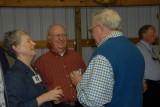 Sue Dillard with Bill & Mickey
