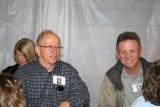 June & Sam Voss and Jim Beach