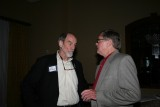 Cap Pinkham and Tom Bronson