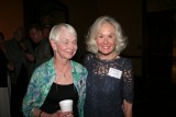 Lynn Preston and Martha McKellar