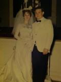 July 17,1965  Paula and Jim's wedding day