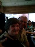 Viktor and Lynn at Sept. 2015 SupperClub