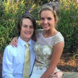 Trey Pepper and Olivia (A thing of beauty is a joy forever)